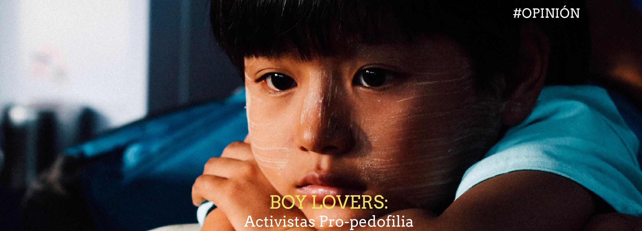 Boy Lovers: Activistas Pro-pedofilia