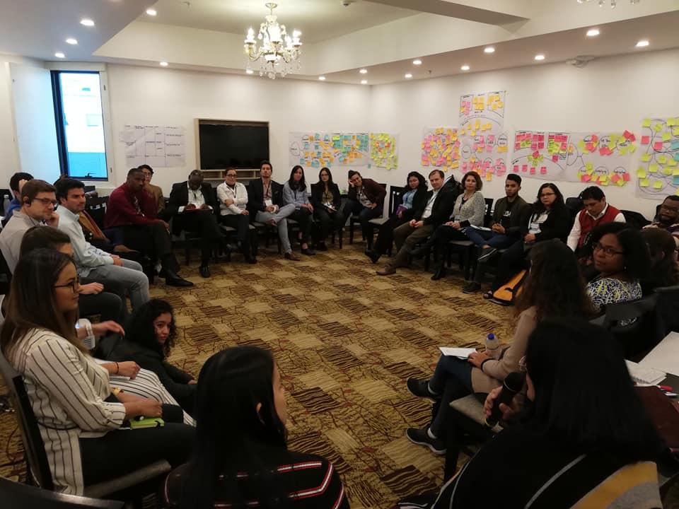 Entrenamiento en Campañas de Incidencia Social – Lima, Perú
